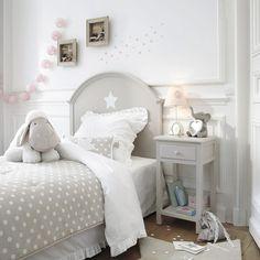 Il letto shabby chic secondo maison du monde arredamento - Tende camera da letto maison du monde ...
