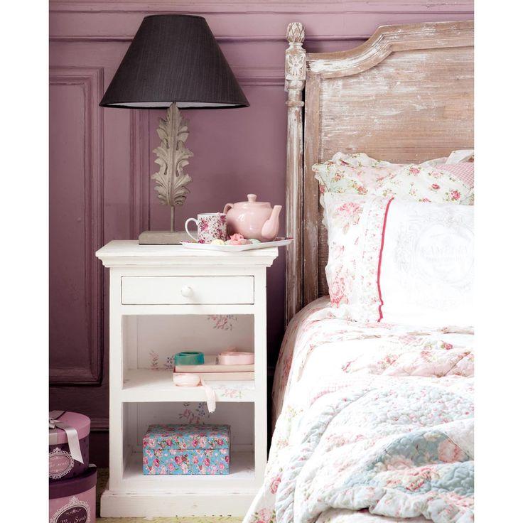 6 consigli per arredare la camera da letto nel 2018 da - Testata letto maison du monde ...