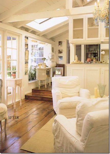 Il salotto shabby chic secondo rachel ashwell for Salotti shabby chic