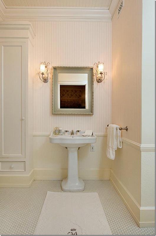 Il bagno Shabby Chic secondo Rachel Ashwell - Arredamento Provenzale