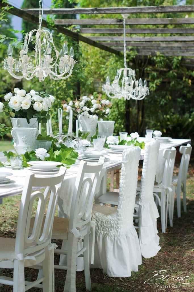 Idee bellissime per la tavola a Primavera dal brand Blanc Mariclò! - Arredamento Provenzale