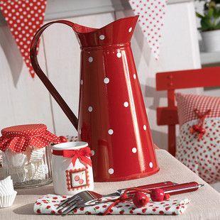 Accessori a pois per la vostra cucina direttamente da Maison du Monde - Arred...