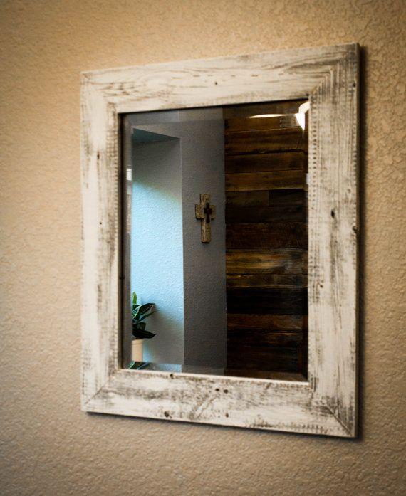 Il fascino della cornice di legno shabby chic for Cornice foto legno