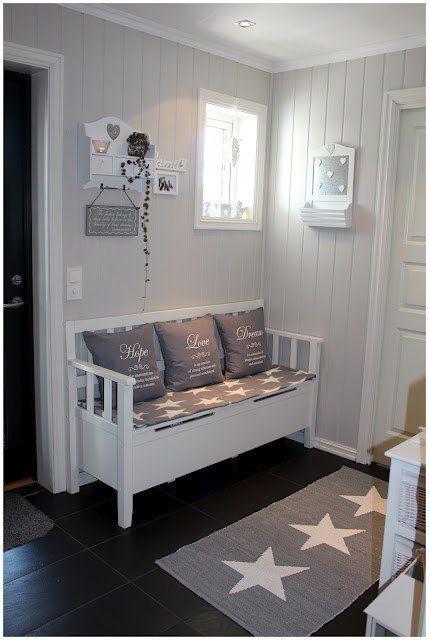 mobile shabby ingresso : ingresso di casa? Rinnovatelo in stile Shabby Chic - Arredamento ...