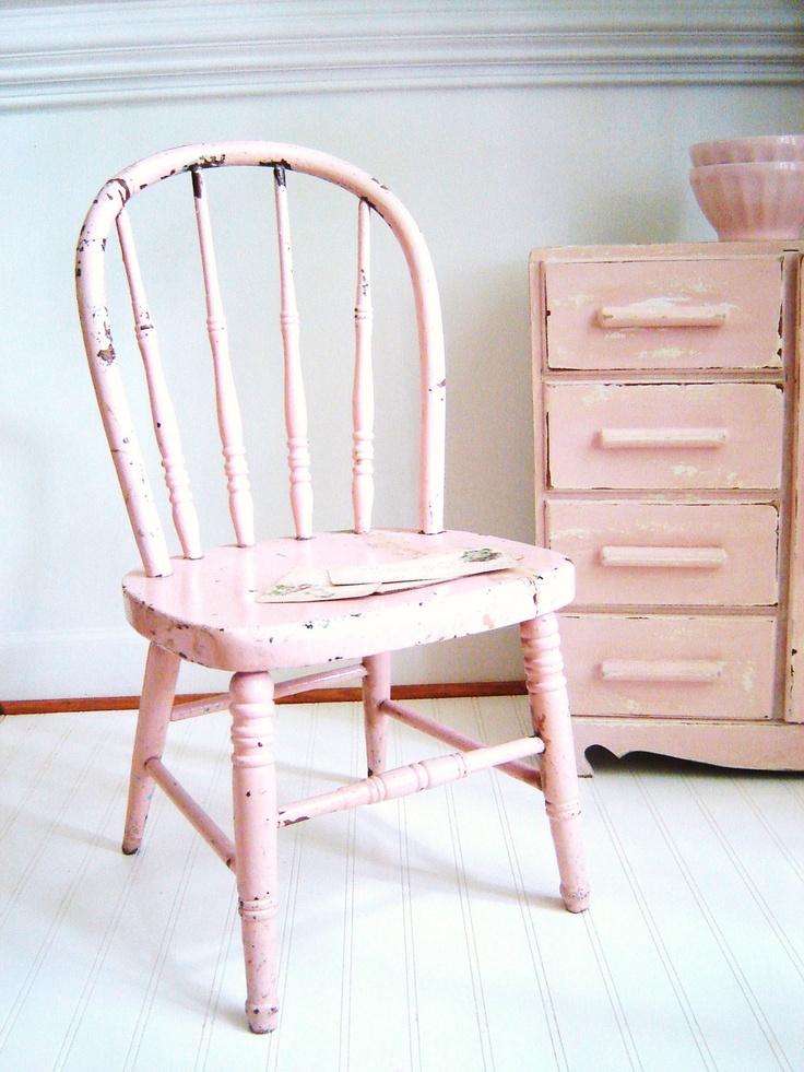 sedia-rosa-shabby-chic