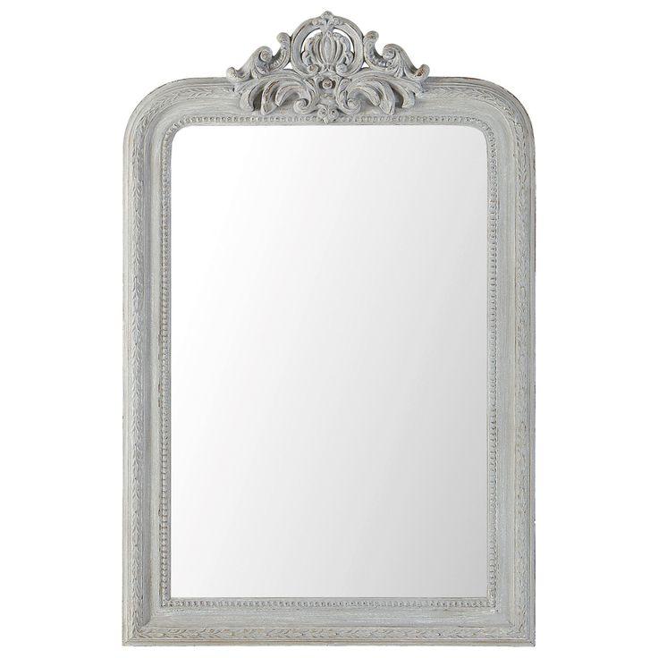 Lo specchio shabby chic secondo maison du monde - La maison du monde espejos ...