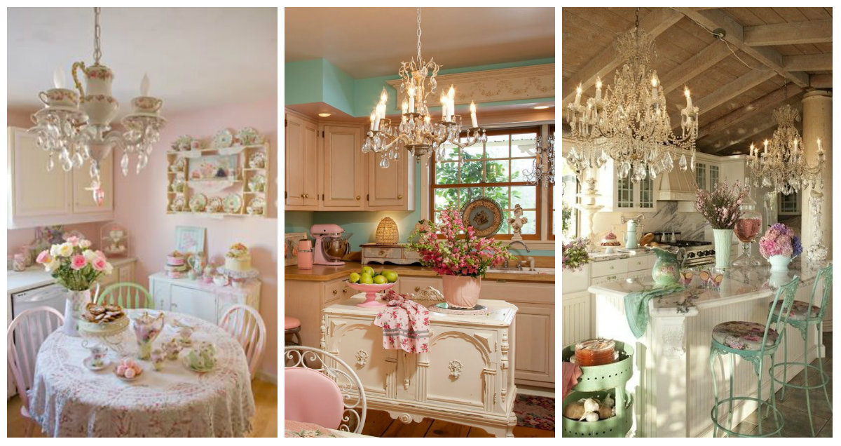 Best lampadari cucina shabby contemporary ideas design - Lampadario camera da letto shabby chic ...