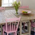 sedie-rosa-legno