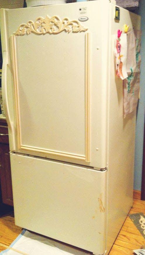 abbastanza Tutte le facce del frigorifero Shabby Chic - Arredamento Provenzale QI36