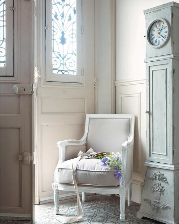 la magia del bianco shabby chic con maison du monde arredamento provenzale. Black Bedroom Furniture Sets. Home Design Ideas