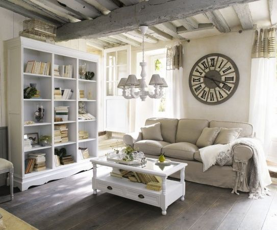 la magia del bianco shabby chic con maison du monde. Black Bedroom Furniture Sets. Home Design Ideas