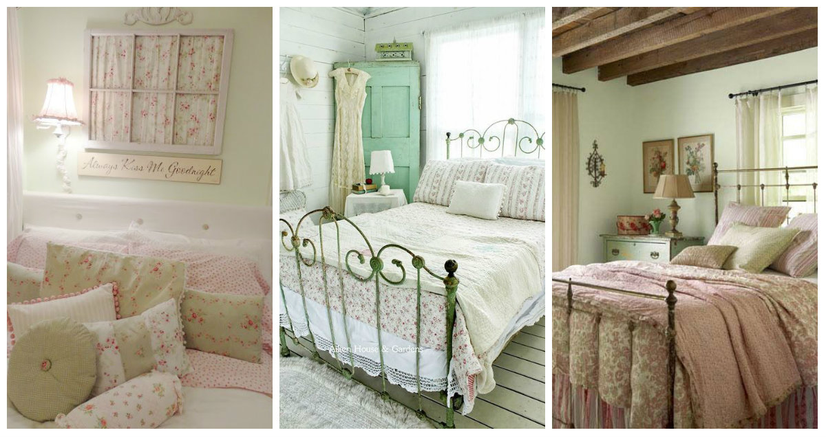 Best camere da letto country chic gallery - Camere stile shabby ...