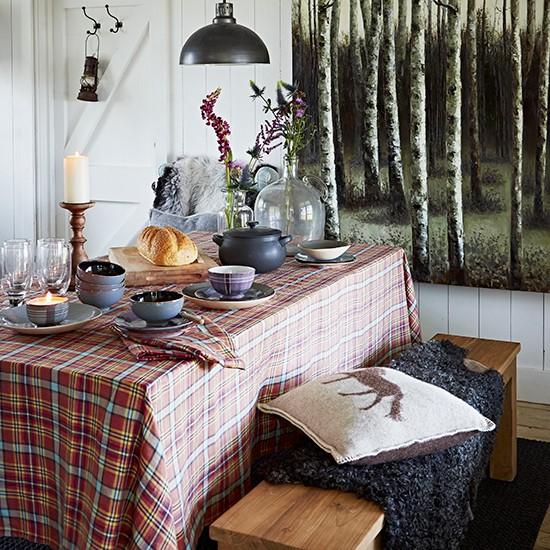 Arrediamo la sala da pranzo in stile shabby chic consigli - Sala da pranzo shabby chic ...