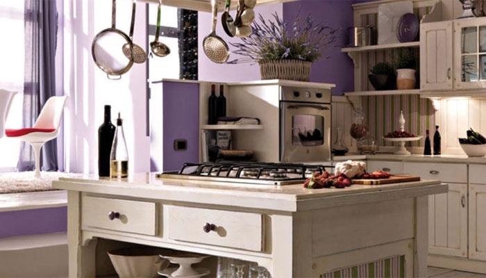 Pareti Colorate Cucina. Finest Come Scegliere I Colori Delle Pareti ...