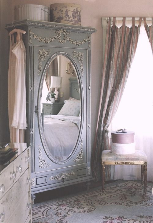 Lo specchio in camera da letto? Qualche idea per sceglierlo Shabby ...