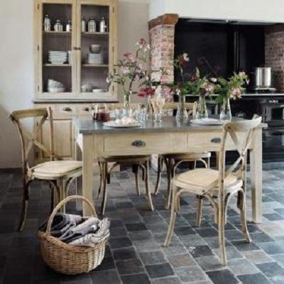 tavolo-cucina-maison-du-monde - Arredamento Provenzale