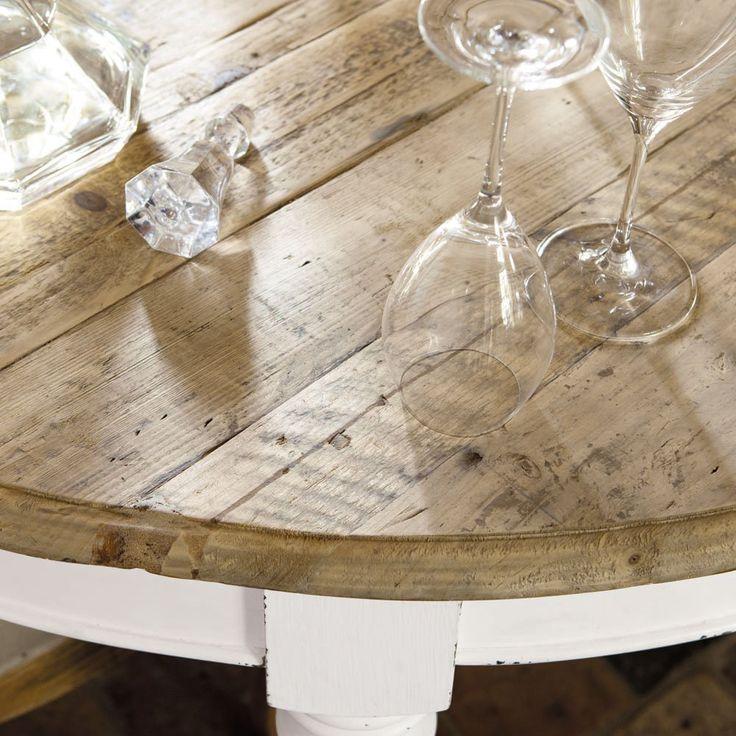6 consigli per l 39 acquisto di tavoli e scrivanie shabby chic da maison du monde arredamento - Tavolo maison du monde ...