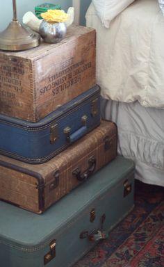 comodino-valigie