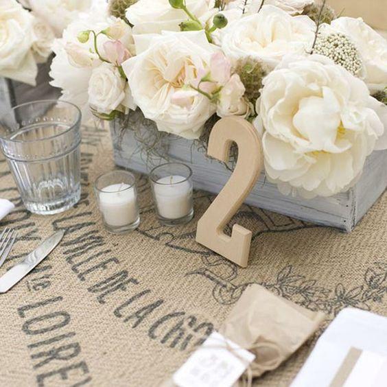Centrotavola Matrimonio Country Chic : Pranzo di nozze ecco i migliori centrotavola shabby chic