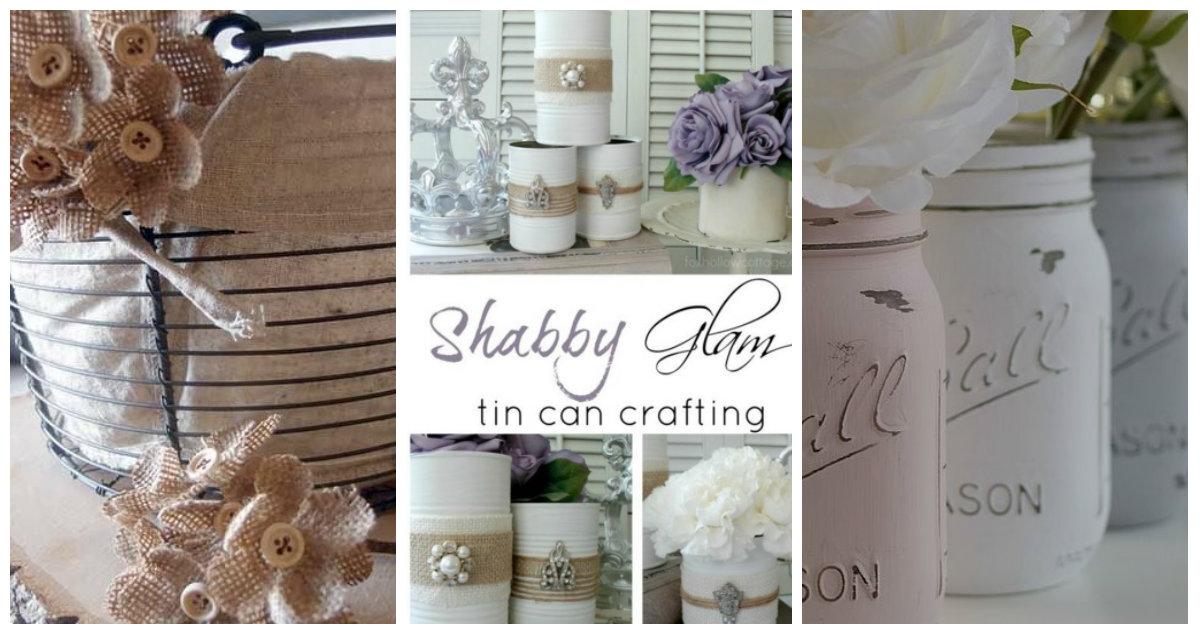 Idee shabby chic per riempire la casa di fiori arredamento provenzale - Idee shabby chic per la casa ...