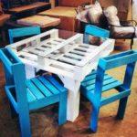 pallet-tavolo-sedie