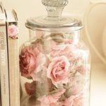 ferma libri fiori rosa
