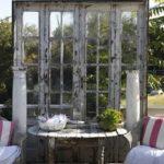 porta finestra giardino