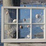 vecchia finestra conchiglievecchia finestra conchiglie