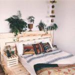 pallet-letto-piante