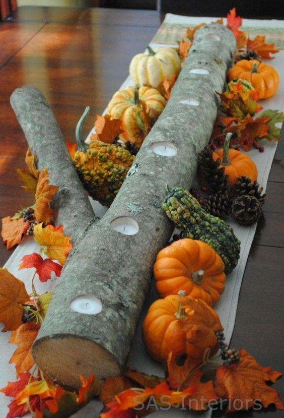 Decorating Ideas > Composizioni Autunnali E Shabby Chic Ecco Alcune  ~ 233449_Thanksgiving Decorations Nz