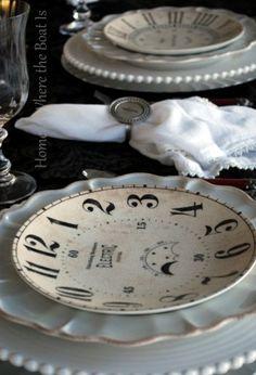 piatti-orologio