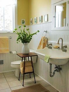 bagno-lavandino-pianta