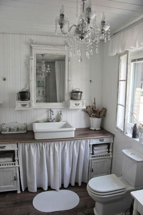 bagno-lavandino-specchio-bianco