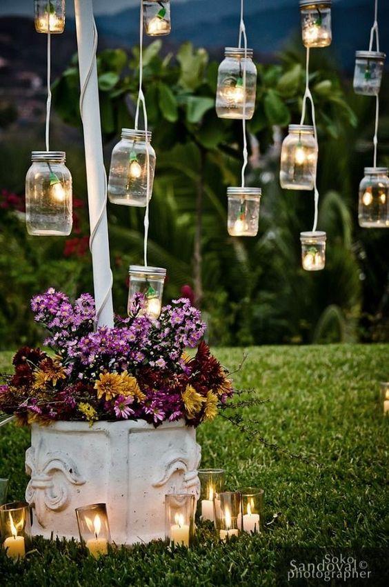 barattoli illuminazione outdoor