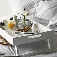 colazione alzatina bianca