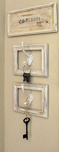 cornici porta chiavi