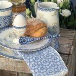 tazze piatti porta uovo