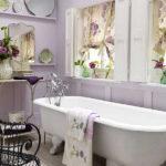 bagno lilla