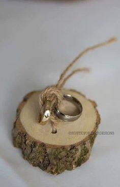 porta anelli tronco
