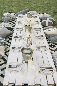 tavola outdoor legno