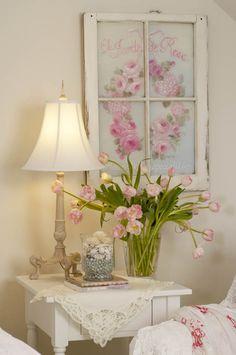 tulipani comodino