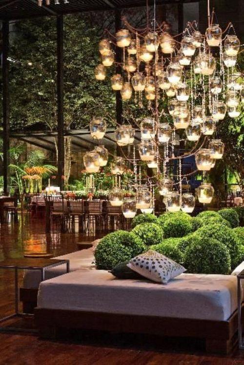 area lounge brocche vetro