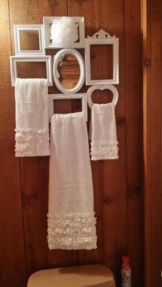 cornici asciugamani