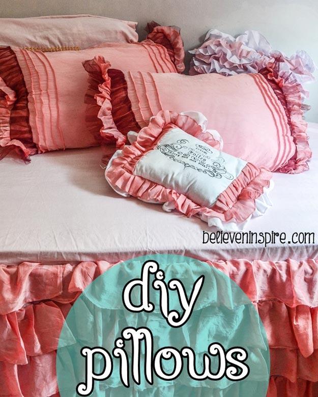 cuscini diy