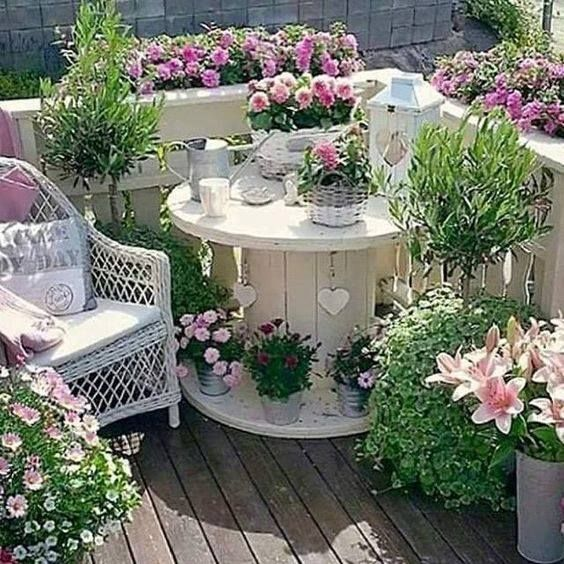 fiori mobili esterno