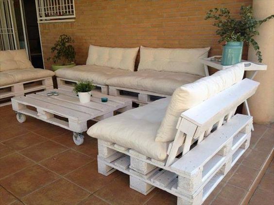 pallet angolo relax
