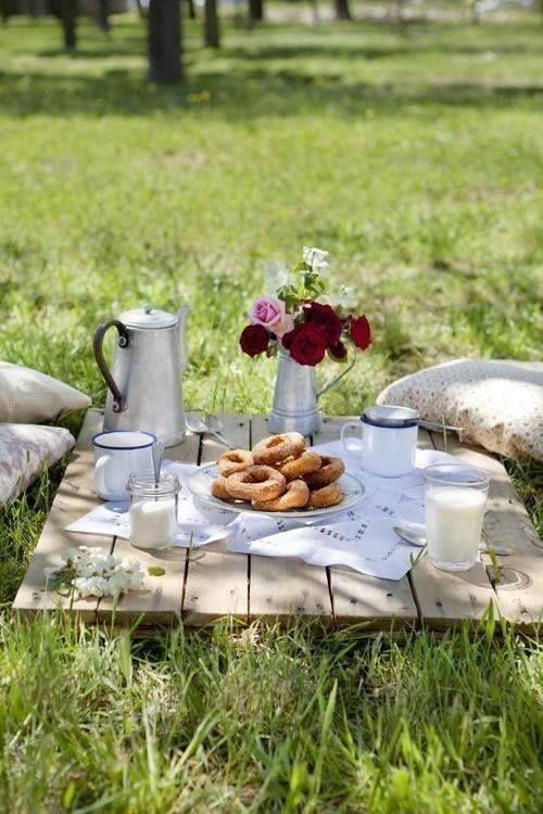 pallet picnic