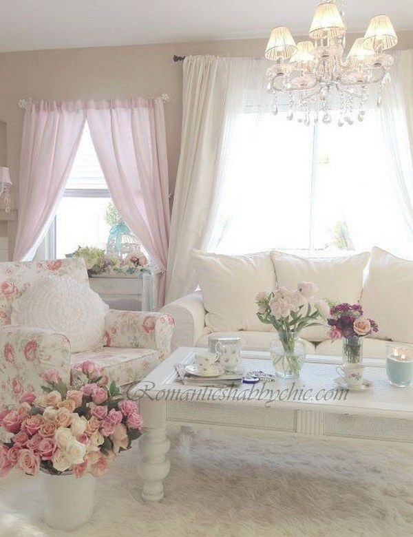 salotto romantico