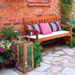 panca legno outdoor