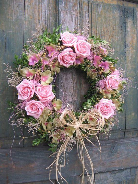 rose ghirlanda